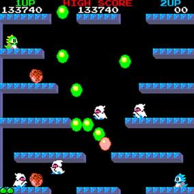 Non solo Bubble Bobble: tre videogame che hanno spopolato nelle sale giochi
