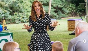 Kate Middleton è la più amata del reame: eccola dopo il parrucchiere