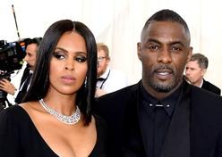 Idris Elba e Sabrina Dhowre, le immagini del loro amore