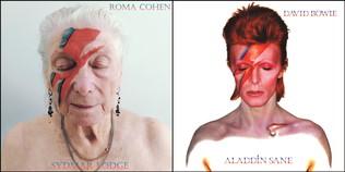 Londra, star per un giorno: casa di riposo ricrea le copertine degli album rock con gli ospiti anziani