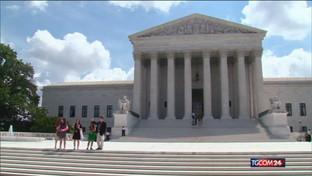 Usa, via libera della Corte suprema alle esecuzioni federali