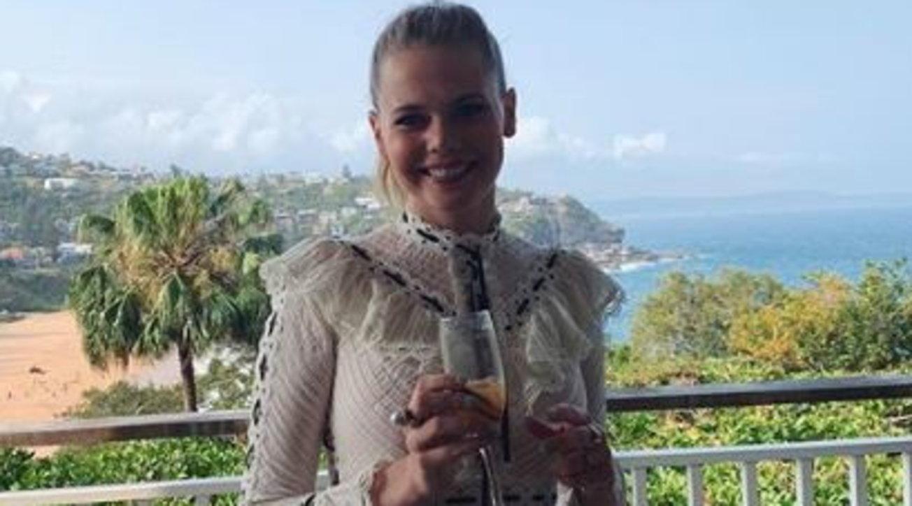 Ecco chi è Lucia...bella nipotina fotocopia di Nicole Kidman