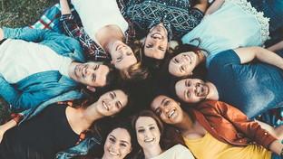 Condividi la tua energia con i tuoi amici!
