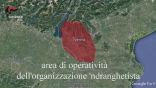 'Ndrangheta in Veneto, 33 arresti e oltre 100 indagati