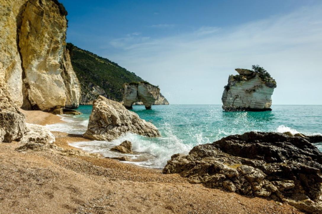 Gargano: 14 magnifiche spiagge nello Sperone d'Italia