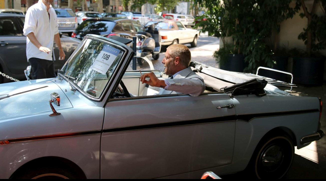 Lapo Elkann, che benefattore! Vende le sue auto per sostenere due progetti contro le dipendenze giovanili