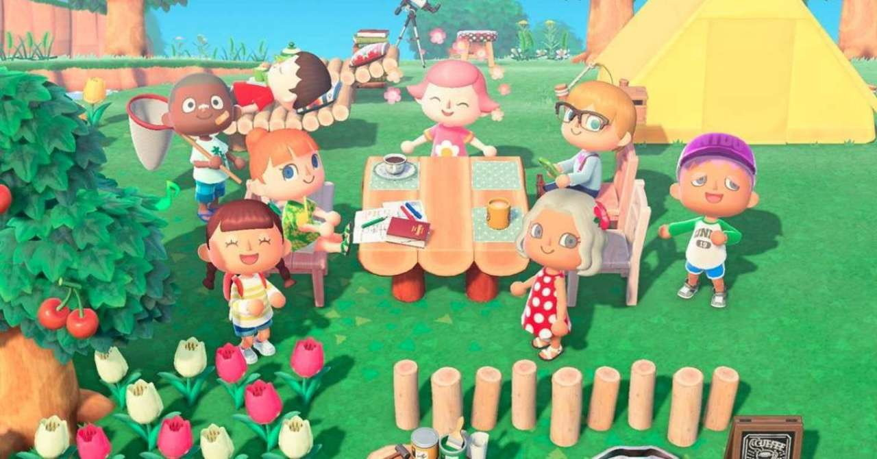 Animal Crossing: New Horizons - Nintendo - Switch - Taiwan