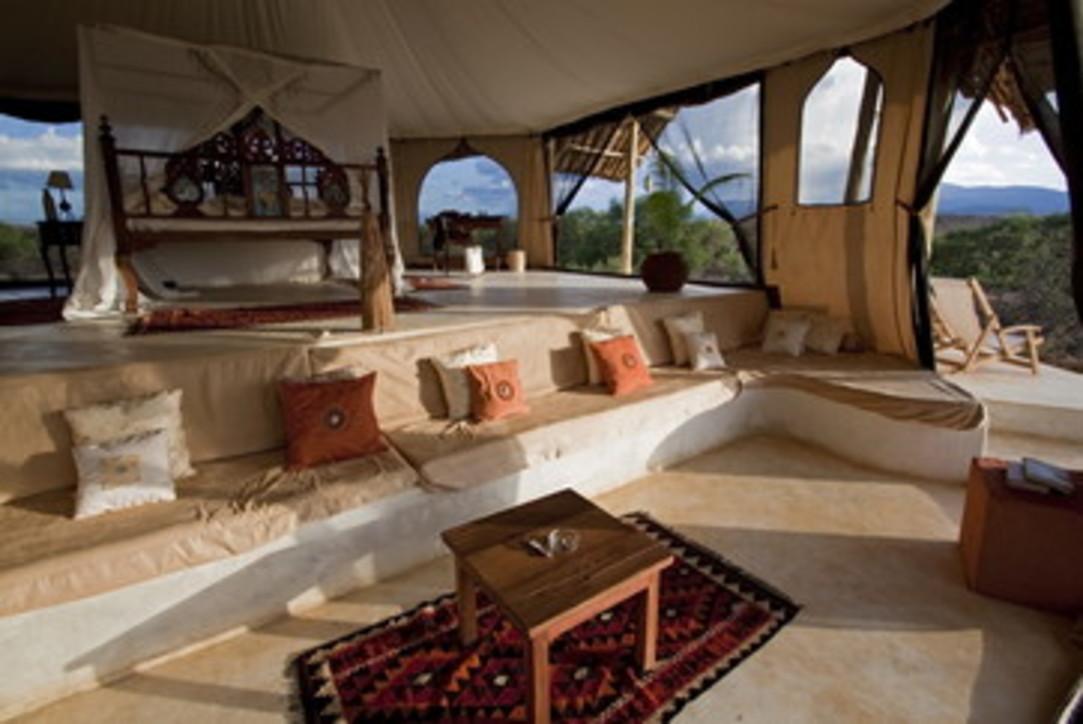 Tendenze: in casa atmosfera d'Africa