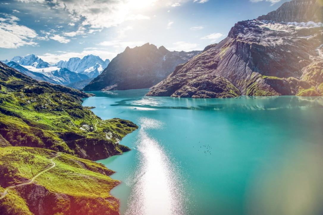 La Svizzera dei laghi: eccone sei veramente belli