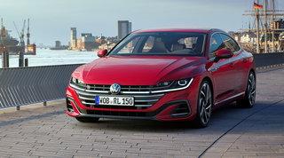 Volkswagen Arteon e Arteon Shooting Brake