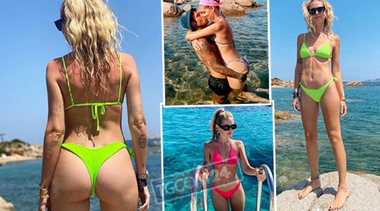 Chiara Ferragni infiamma Instagram: sfoggia il lato B... e la cellulite