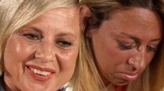 """A Temptation Island il tradimento va preso """"con eleganza"""": le reazioni opposte di Antonella e Annamaria"""