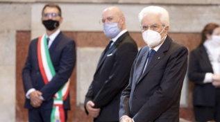 Stragi, Mattarella a Bologna per le vittime di Ustica e del 2 agosto