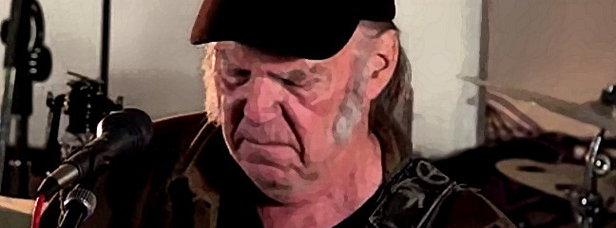 Neil Young: quando la musica diventa una questione legale