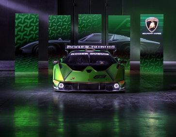 """Lamborghini Essenza SCV12, """"mostro"""" di bravura"""