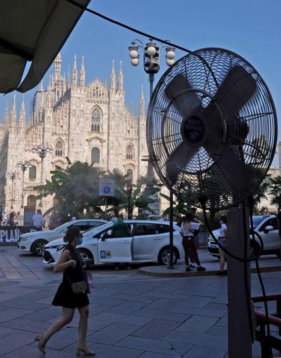 Ondata di caldo sull'Italia, temperature fino a 40 gradi in diverse città