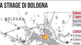 Bologna 40 anni fa, l'attentato nella sala d'attesa della stazione
