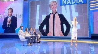"""""""Mattino Cinque"""" e la commozione per Nadia Toffa: quando Federica Panicucci scoppiò in lacrime"""