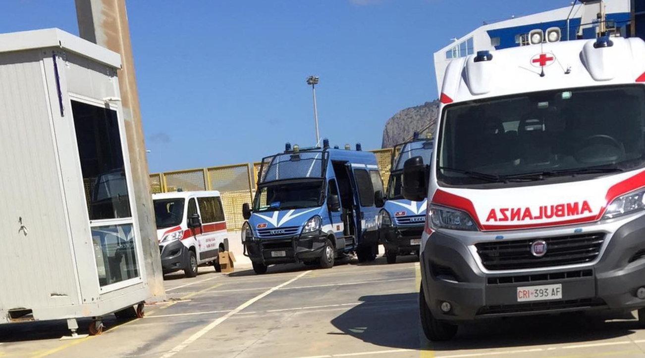 Palermo, migrante positivo a Covid lascia hotel rientrato dopo alcune ore