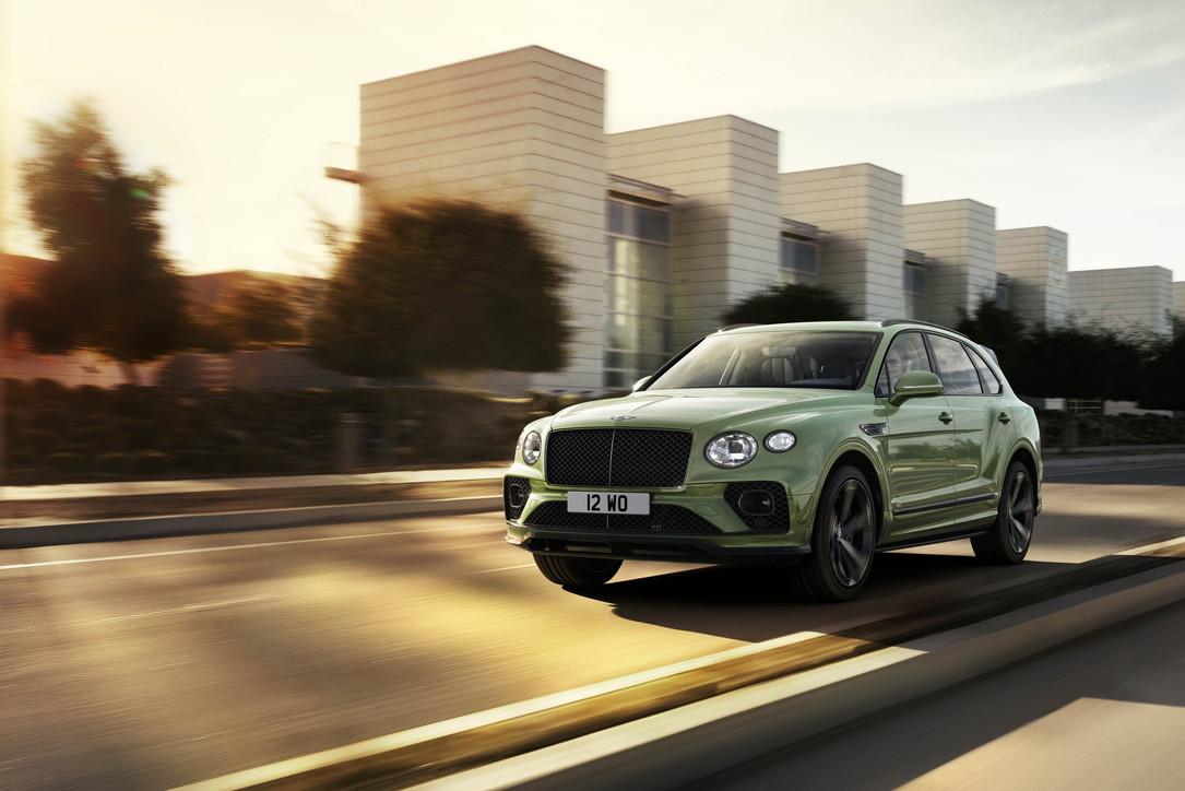 Bentley New Bentayga 2020