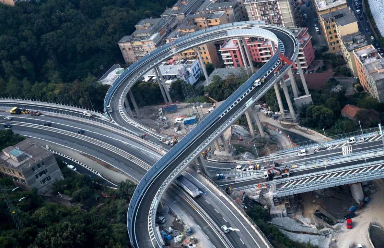 Il Ponte Genova San Giorgio, le nuove immagini