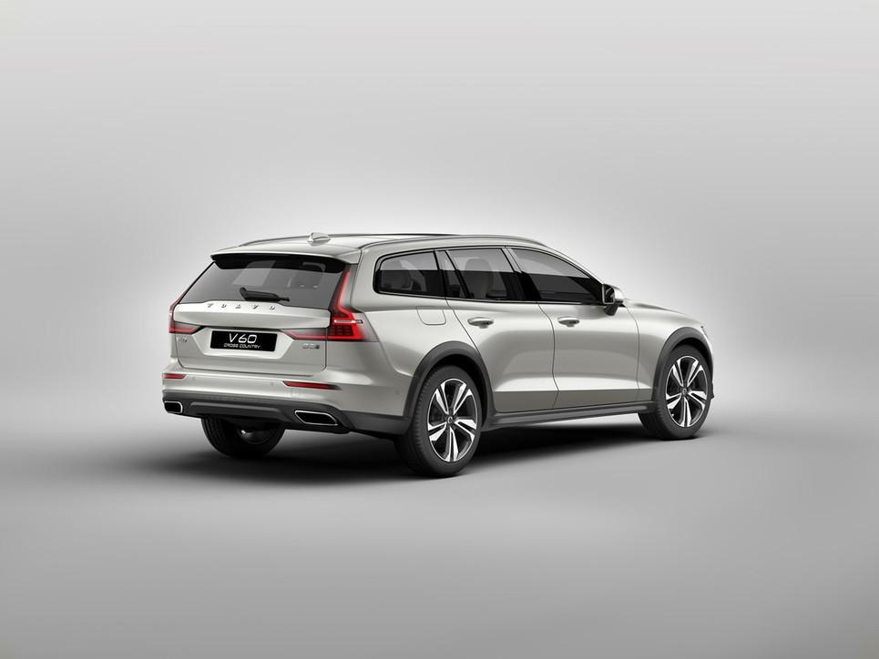 Volvo V60 Cross Country Model Year 2021