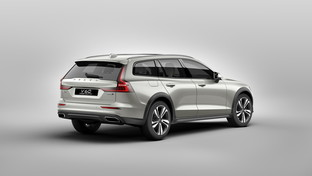 Volvo V60 Cross Country Model Year 2021