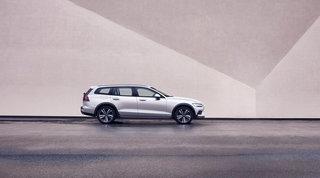 Volvo V60 Cross Country, ogni strada un'avventura