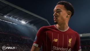 FIFA 21, le prime immagini di gioco