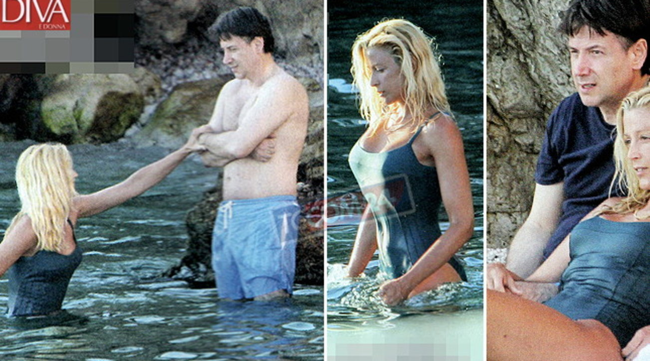Per Giuseppe Conte è tempo di relax al mare con Olivia Paladino ...