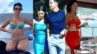 Vacanze di lusso per Georgina e Ronaldo: lei sfoggia la borsa più desiderata al mondo e il vestito... di Rihanna
