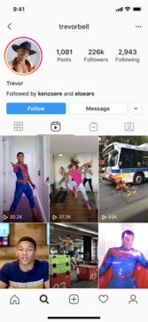 Ecco le prime immagini del nuovo Reels di Instagram