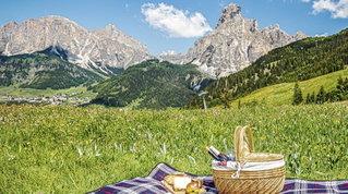 Alta Badia: il cuore batte per l'ecologia (e per la gastronomia)