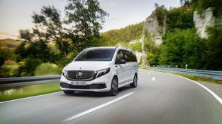 EQV,progetto elettrico di van