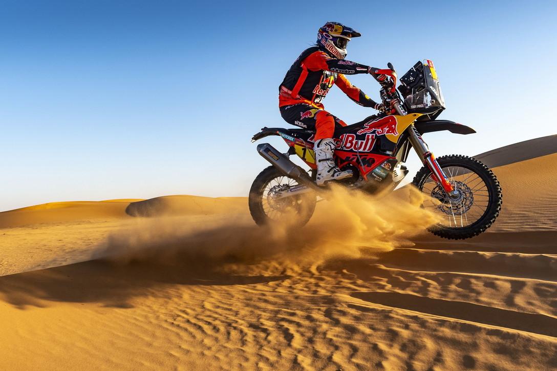 Obiettivo: la Dakar 2021