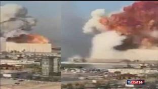 """Beirut, Coppe: """"Esplosioni non causate da nitrato d'ammonio"""""""