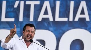 """Coronavirus, Salvini: """"Conte ha sequestrato mezza Italia, saranno gli italiani a licenziarlo"""""""