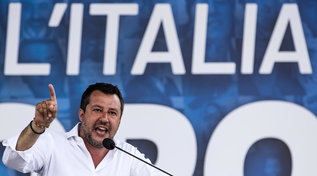 "Salvini attacca: ""Conte ha sequestrato mezza Italia"""