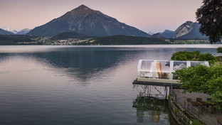 Million Stars Hotel: in Svizzera per dormire sotto le stelle