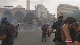 Beirut, il giorno della rivolta