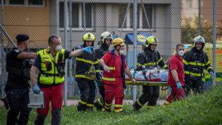 Repubblica Ceca, incendio in un condominio: tra gli undici morti 3 bambini