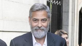 George Clooney e AmalAlamuddin donano 100mila dollari a Beirut