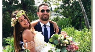 Jack Bonaventura, nozze a sorpresa con Federica in dolce attesa