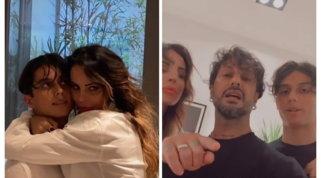 Carlos è maggiorenne: super festa con Fabrizio Corona e Nina Moric