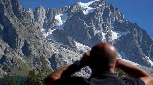 Finita l'allerta ghiacciaio: riapre la Val Ferret