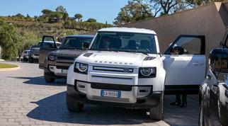 Land Rover Defender 110, cambia tutto ma non l'anima