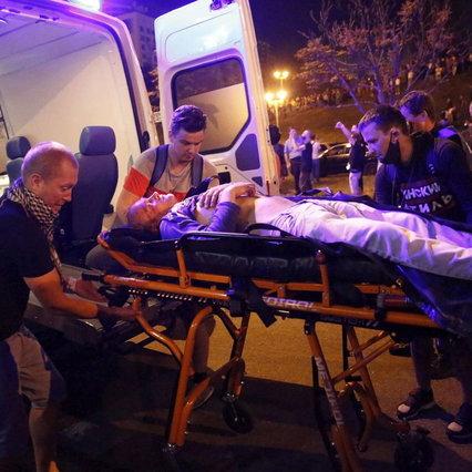 Bielorussia, scontri dopo le elezioni: un morto e decine di feriti    Lukashenko accusa Polonia e Gran Bretagna