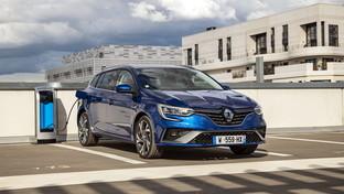 La gamma E-Tech di Renault