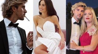 Giulia De Lellis in abito bianco e il commento della (ex) suocera