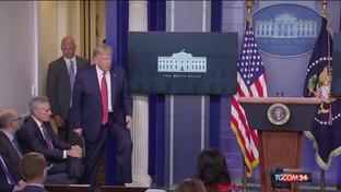 Paura alla Casa Bianca